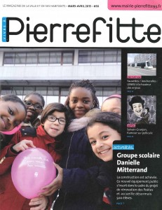 Pierrefitte Mars-Avril 2015