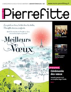 Vivre à Pierrefitte Janvier Février 2016