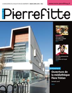 Vivre à Pierrefitte - Mars Avril 2016