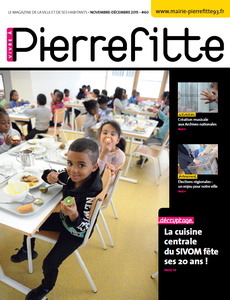 Vivre à Pierrefitte Novembre Décembre 2015